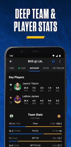 theScore: Live Sports Scores, News, Stats & Videos  Screenshots 6