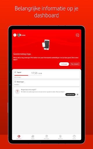 My Vodafone  screenshots 13