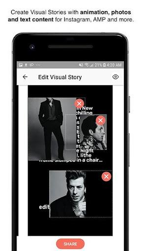 Issuu - u201cCreate & Discover Storiesu201d apktram screenshots 5