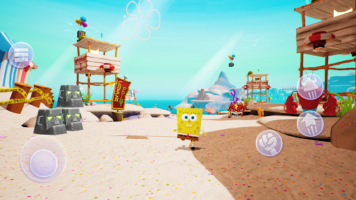SpongeBob SquarePants: Battle for Bikini Bottom  screenshots 14