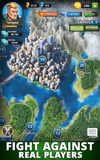 Puzzle Combat: Match-3 RPG 25.0.0 screenshots 13