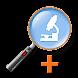 拡大鏡 & 顕微鏡 Plus (ルーペ)