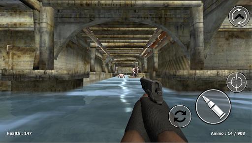 Zombie Evil Kill - Dead Horror FPS screenshots 4