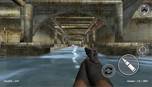 Zombie Evil Kill – Dead Horror FPS Mod Apk (Dumb Enemy) 4