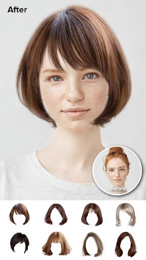 Hair Try On  Screenshots 3