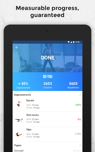 FizzUp - Online Fitness & Nutrition Coaching modavailable screenshots 8