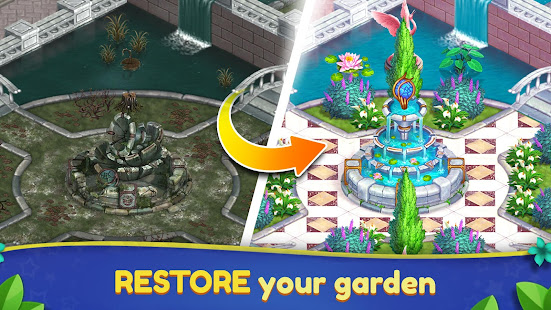 Royal Garden Tales - Match 3 Puzzle Decoration ' 0.9.8 Screenshots 9
