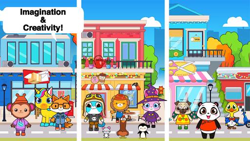 Main Street Pets Village - Meet Friends in Town apkdebit screenshots 13