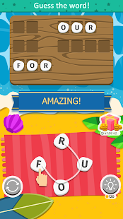 Word Weekend - Connect Letters Game screenshots 7