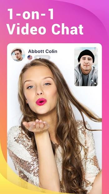 Zeetok - random video chat App, make friend, match screenshot 1