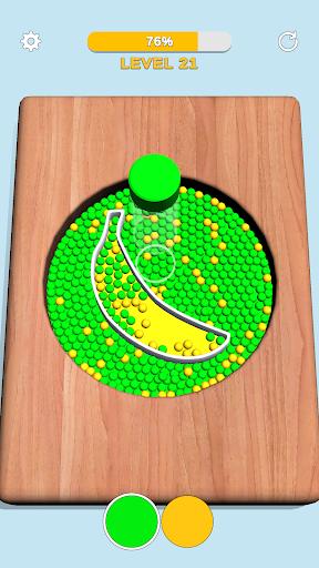 Sorting Beads: Stencil Fill 13 screenshots 7
