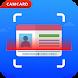 Business Card Scanner & Saver - Scan & Organize