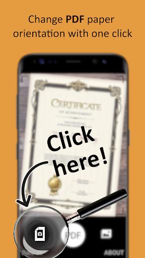 Photo to PDF u2013 One-click Converter android2mod screenshots 3