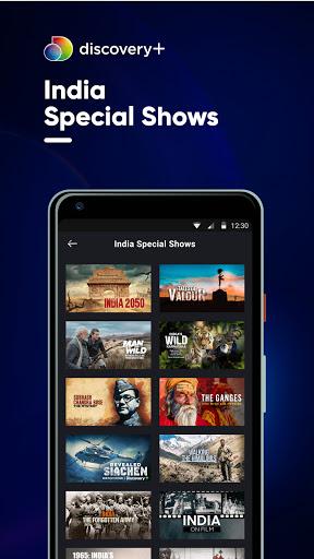Discovery Plus: TV Shows, Shorts, Fun Learning screenshots 2