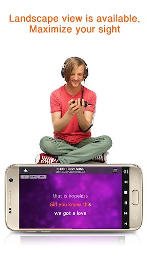 Magicsing : Smart Karaoke for everyone apktram screenshots 4