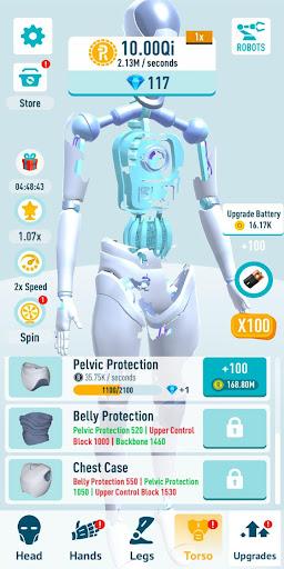 Idle Robots  screenshots 5