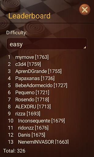 Brazilian Checkers 1.14 screenshots 4