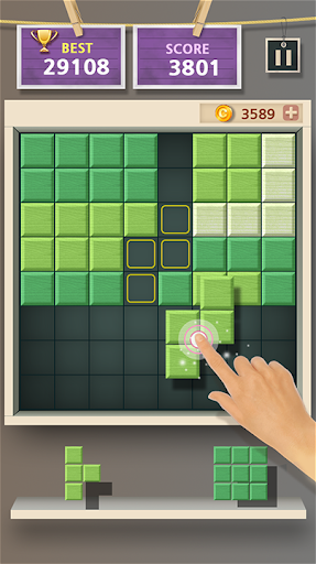 Block Puzzle, Beautiful Brain Game  screenshots 5