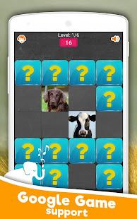 memory game: animals hack