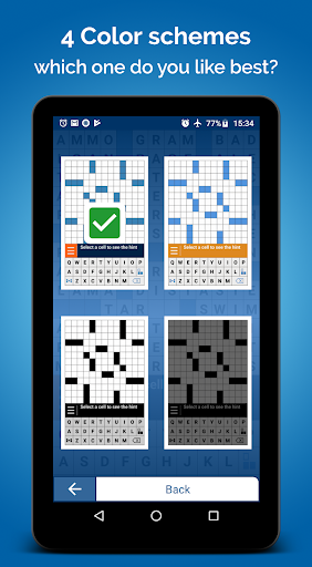 Crossword Puzzle Free 2.7.126-gp Screenshots 14