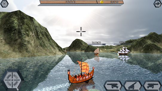 World Of Pirate Ships Mod Apk 4.4 (Unlimited Gold Coins) 4