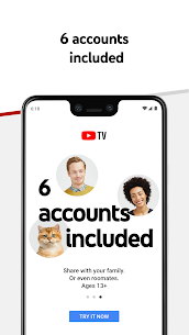 YouTube TV – Watch & Record Live TV 5