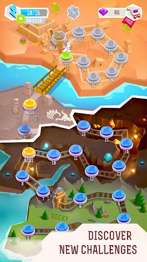 Chaseu0441raft - EPIC Running Game. Offline adventure.  screenshots 4