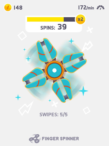 Fidget Spinner 1.3.4 screenshots 10