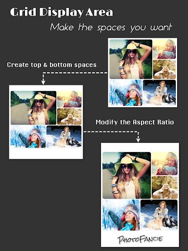 Collage Maker (Layout Grid) - PhotoFancie  screenshots 12