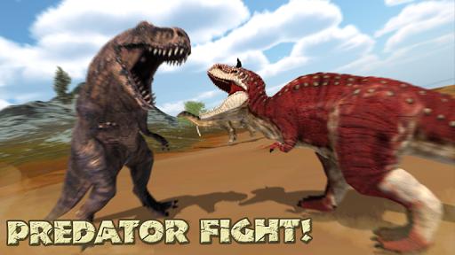 Hungry T-Rex: Island Dinosaur Hunt 0.7 screenshots 2