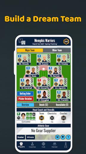 Ultimate Pro Baseball General Manager - Sport Sim  screenshots 3