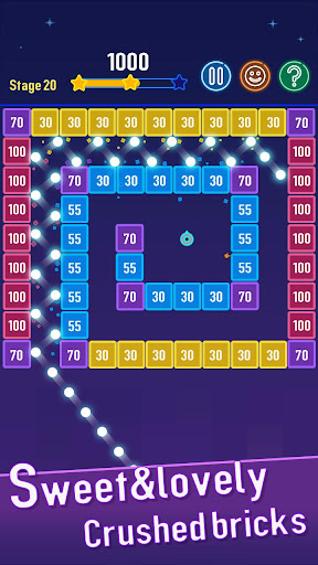 Balls Bricks Breaker - Galaxy Shooter apkdebit screenshots 17