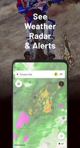 REVER - Motorcycle GPS, Route Planner & Discover screenshots 5