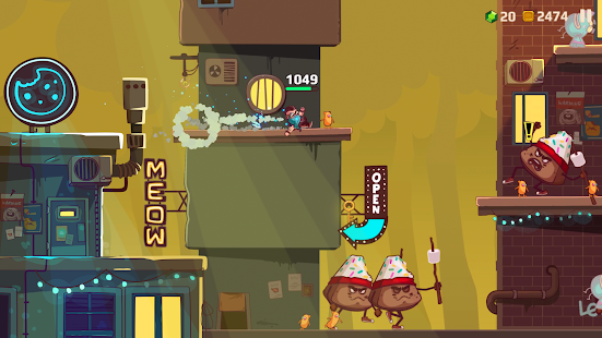 Cookies Must Die Screenshot