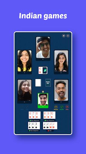 Chirrup: Play Games on Video Call  screenshots 3