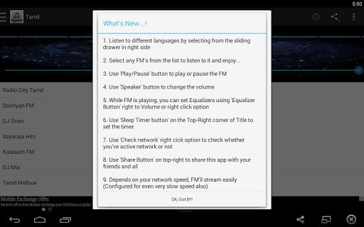 Listen FM Online For PC Windows (7, 8, 10, 10X) & Mac Computer Image Number- 18