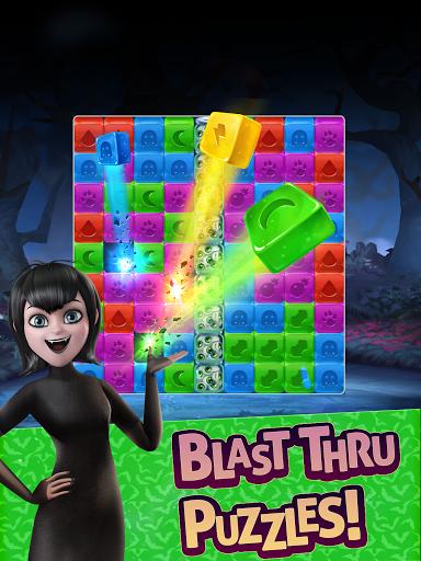 Hotel Transylvania Puzzle Blast - Matching Games  screenshots 9