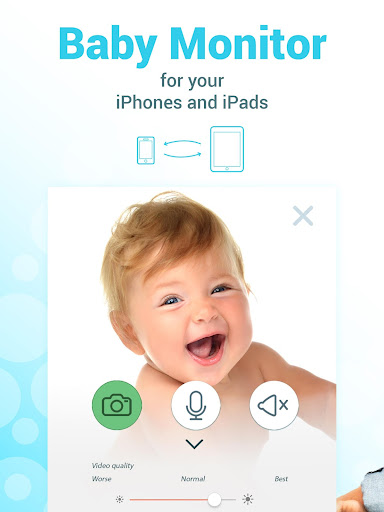 BABY MONITOR 3G  - Babymonitor for Parents 5.0.54 Screenshots 1