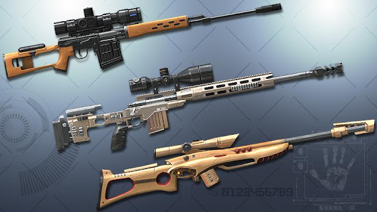 Sniper Shot 3D: Call of Snipers Unlimited Money