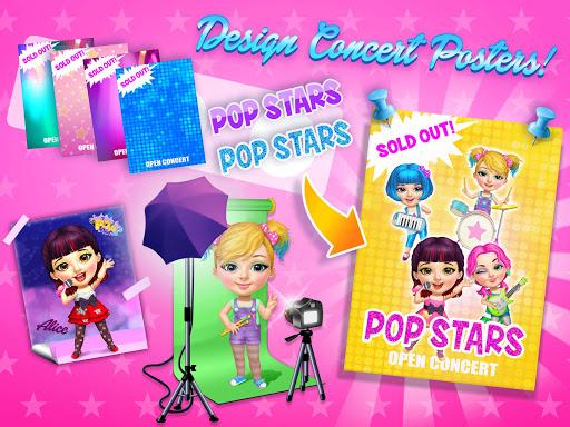Sweet Baby Girl Pop Stars - Superstar Salon & Show 3.0.10004 screenshots 23