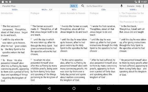 Parallel Plusu00ae offline Bible app with helps android2mod screenshots 10