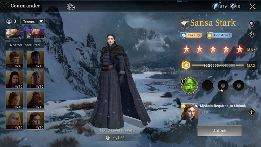 GOT: Winter is Coming M  Screenshots 13