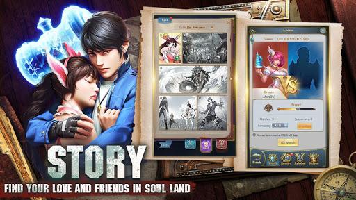 Soul Land: Awaken Warsoul  Paidproapk.com 2