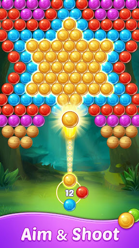 Bubble Shooter Pop - Blast Bubble Star  screenshots 1