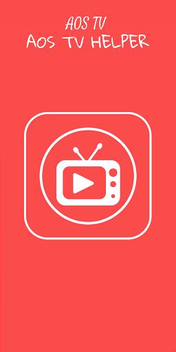 AOS TV- Free HD Live TV Guide  Screenshots 1