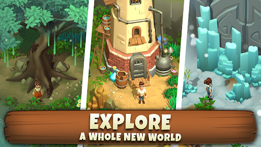 Sunrise Village  screenshots 2