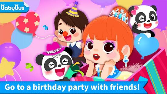 Little panda's birthday party 8.57.00.00 Screenshots 7
