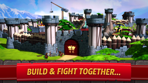 Royal Revolt 2: Tower Defense RTS & Castle Builder 7.0.0 screenshots 6
