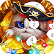 Cat coloring games-Offline paint by number