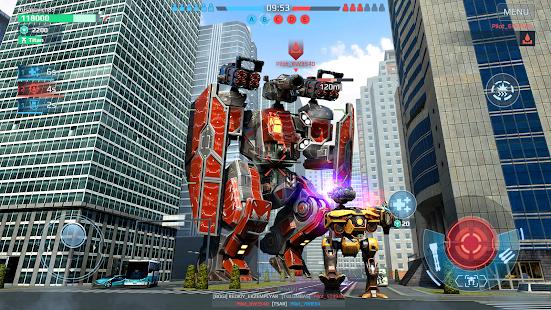 War Robots. 6v6 Tactical Multiplayer Battles Unlimited Money